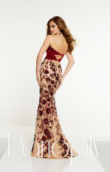 Panoply 14884 Strapless and Sweetheart picture 1