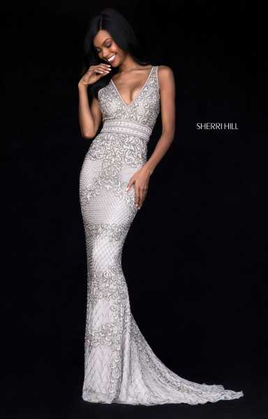 Sherri Hill 51475 Fitted picture 2