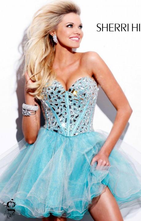 Sherri Hill 1403 The Ballerina Prom Dress