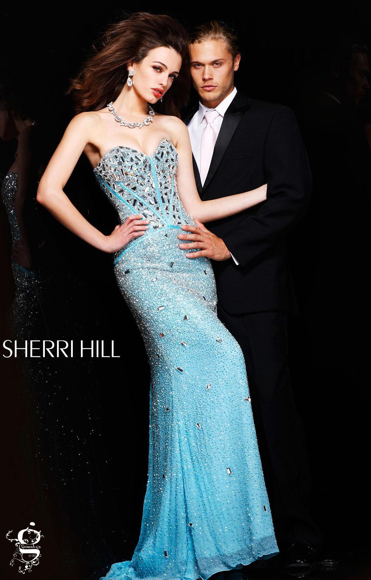 Sherri Hill 1435 - The Fashionista Prom Dress