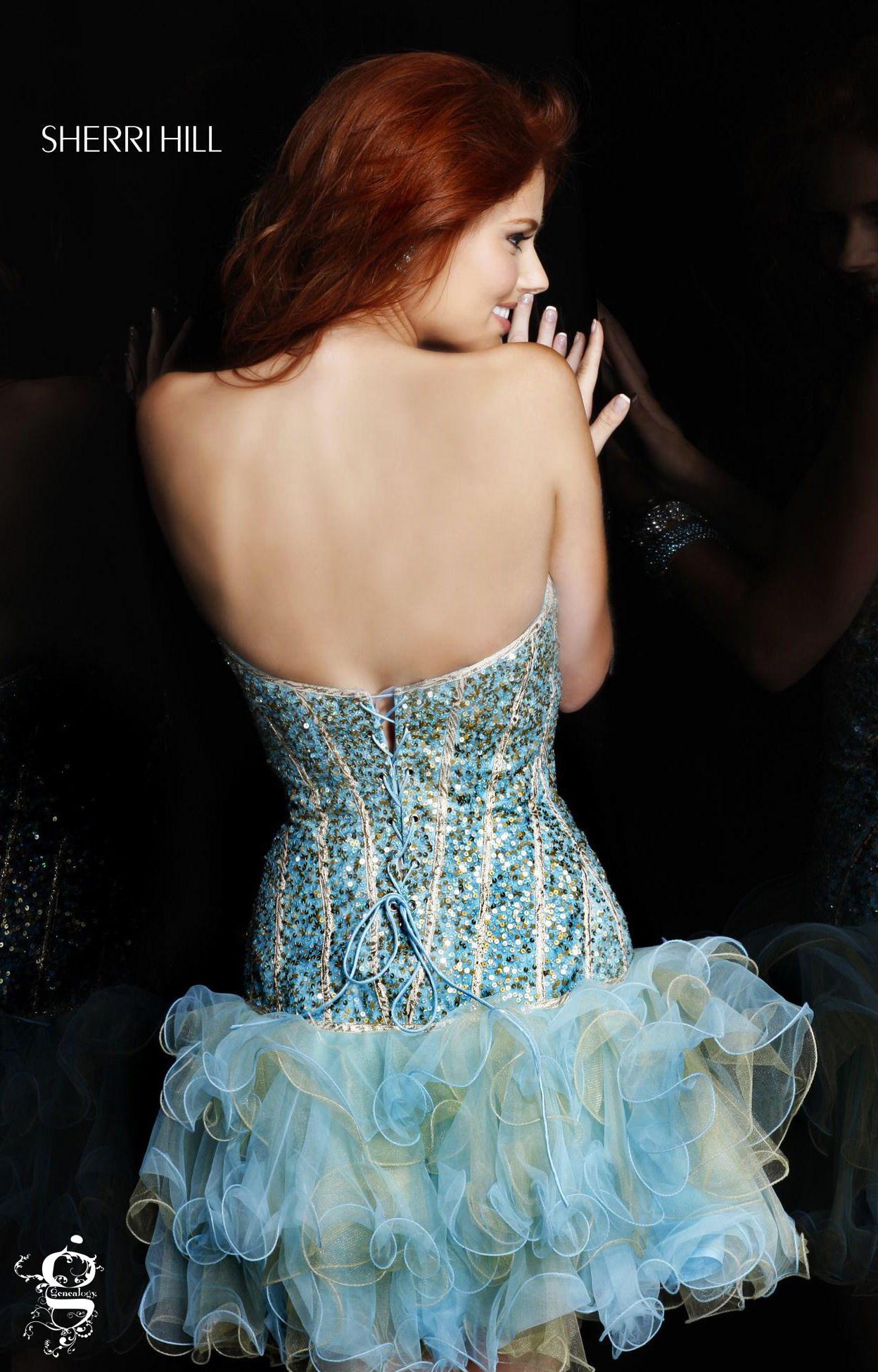 Sherri Hill 2424 - Formal Evening Prom Dress