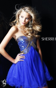 Sherri Hill 2583 picture 1