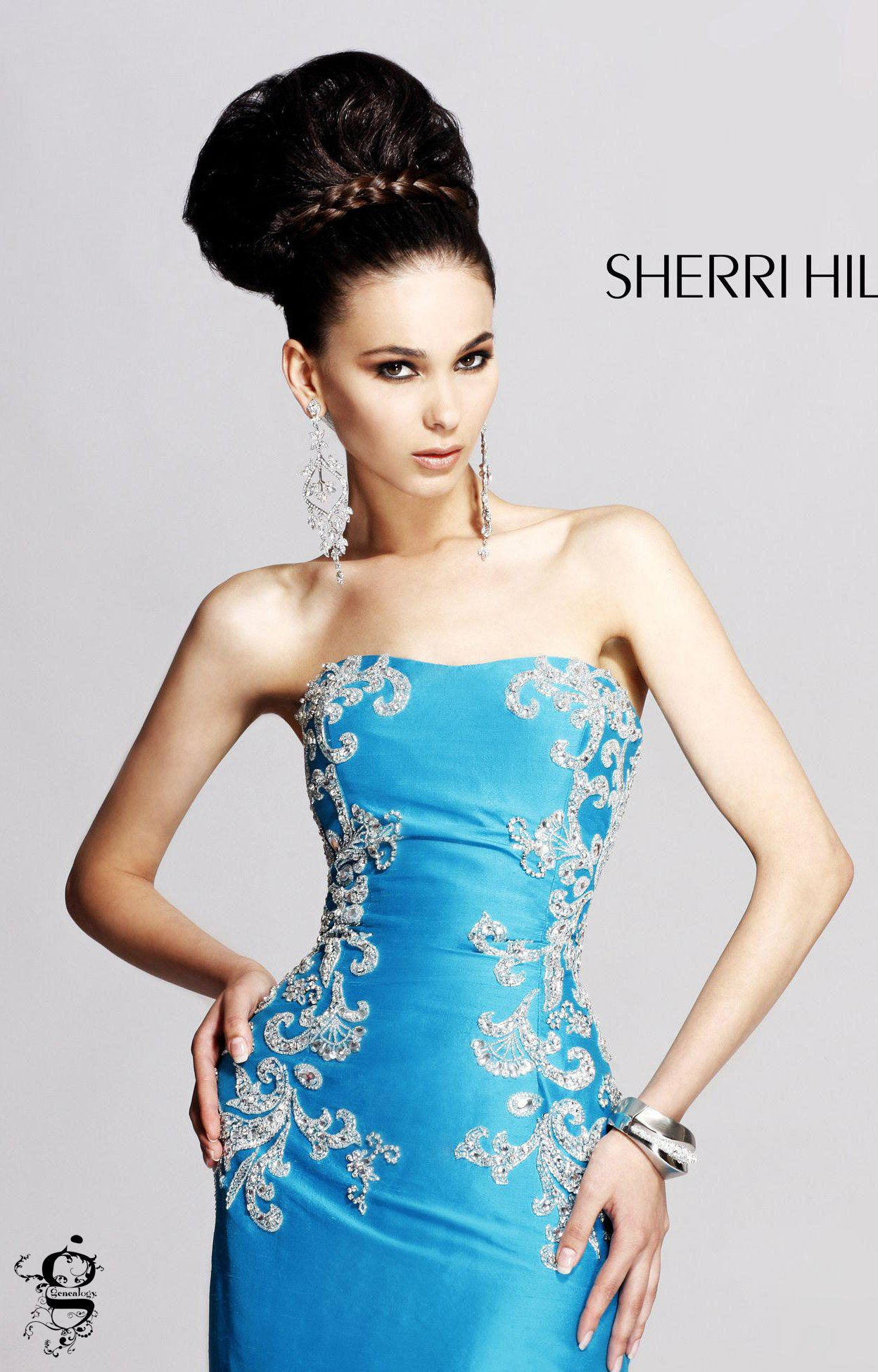 Sherri Hill 2810 - Formal Evening Prom Dress