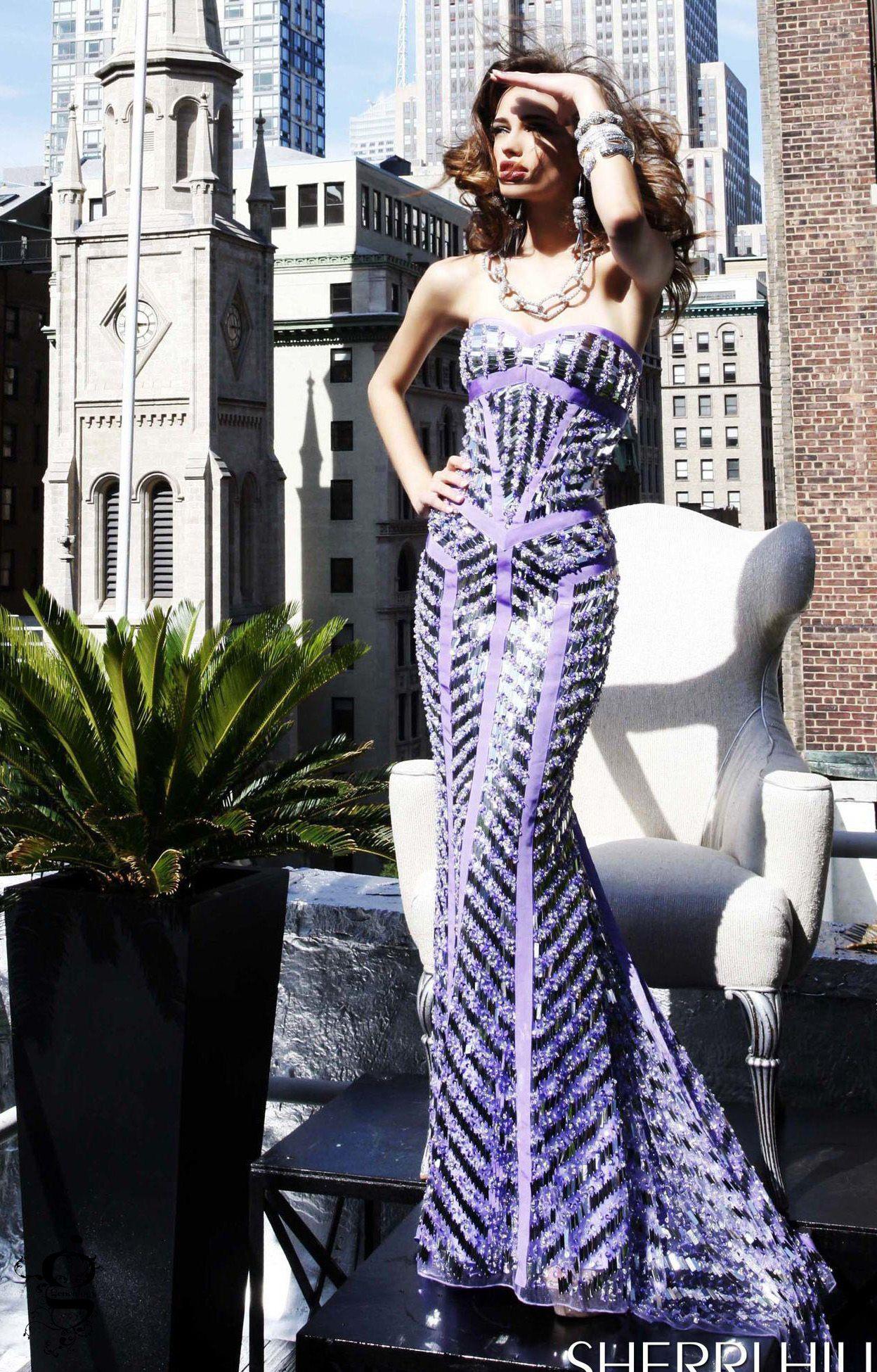 Sherri Hill 2813 Vegas Baby Prom Dress