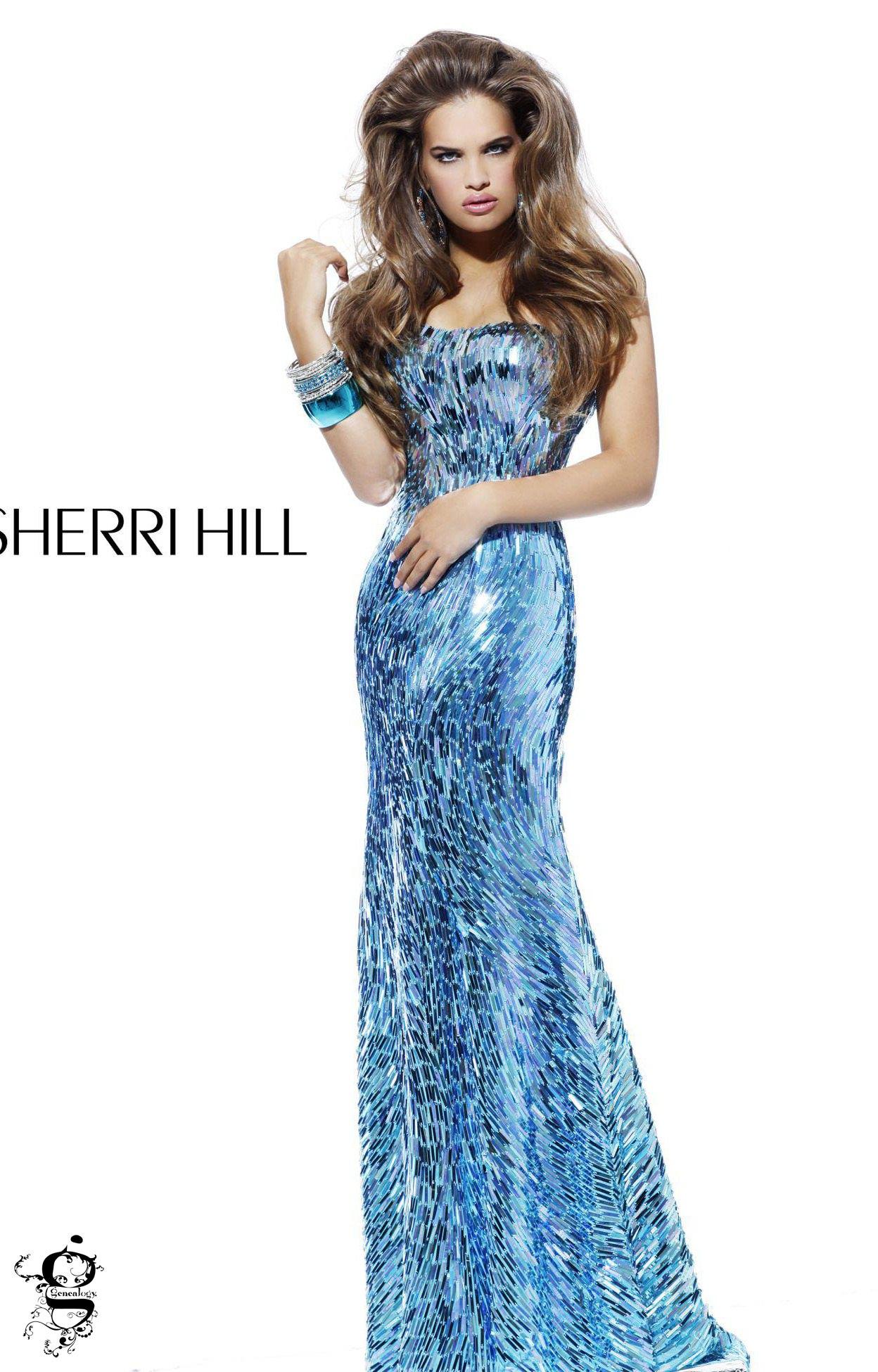 Sherri Hill 2907 - Formal Evening Prom Dress