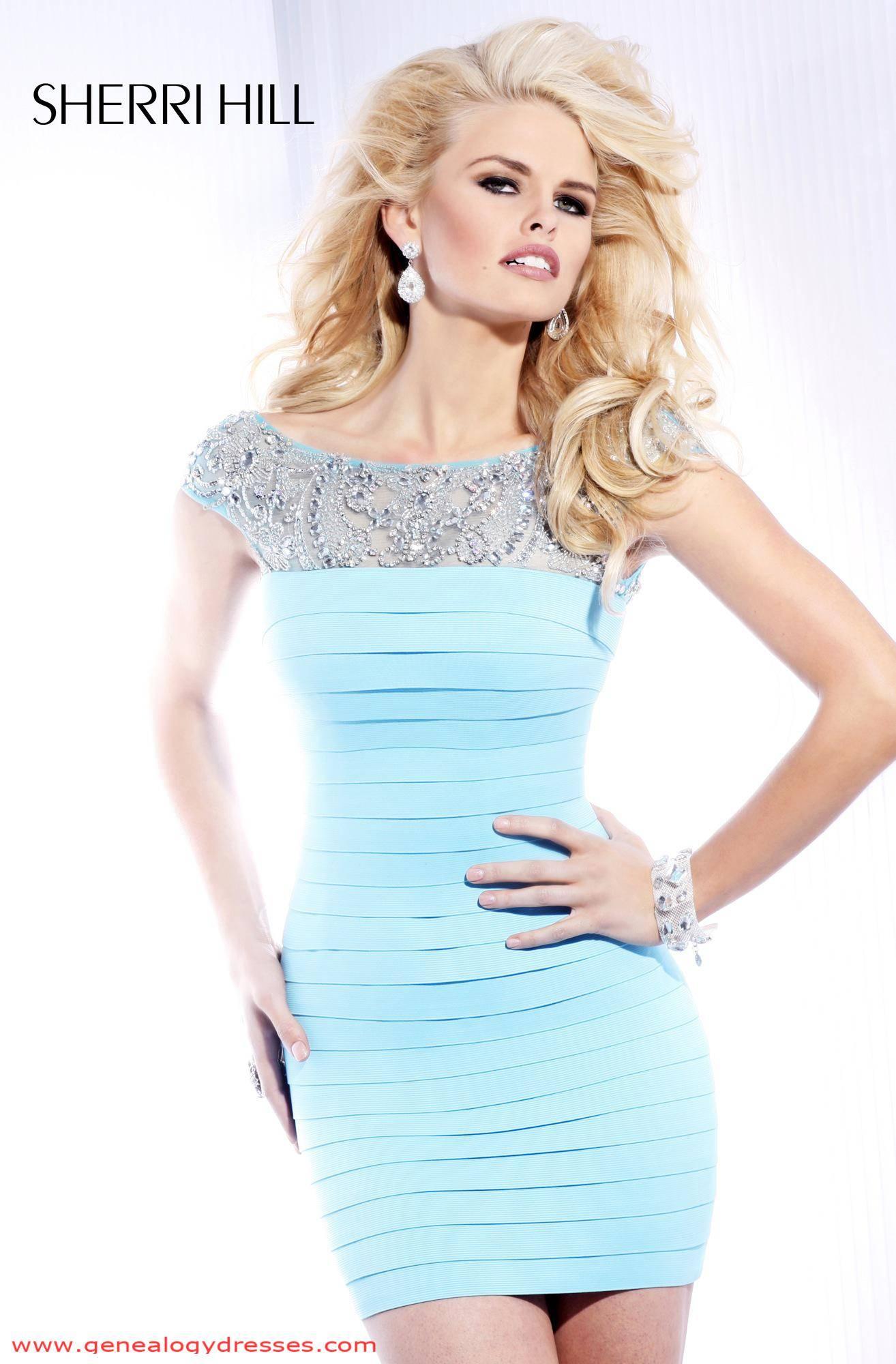 Sherri Hill 2933 - Formal Evening Prom Dress
