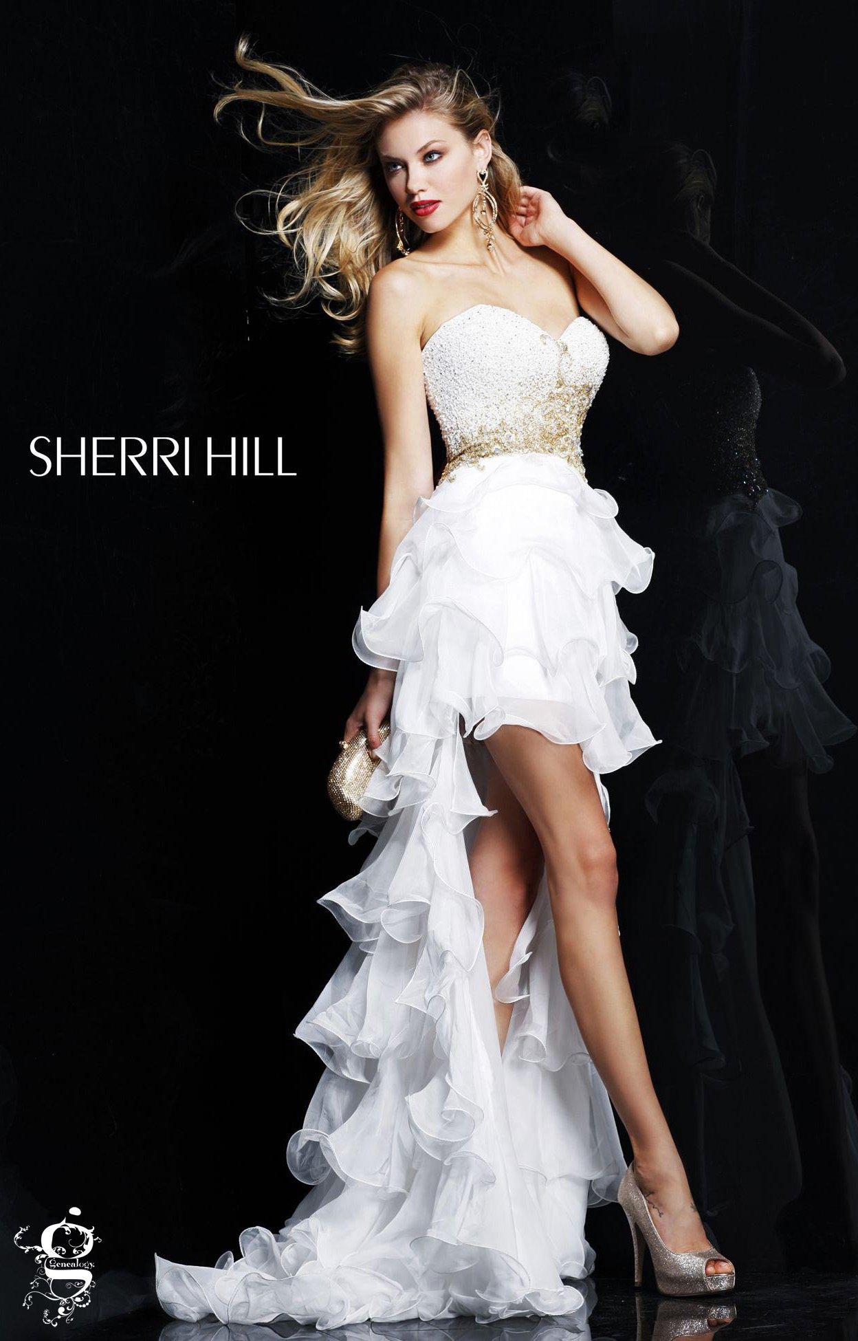 Sherri Hill 655330 Formal Evening Prom Dress