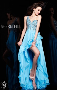 Sherri Hill 3855 picture 3