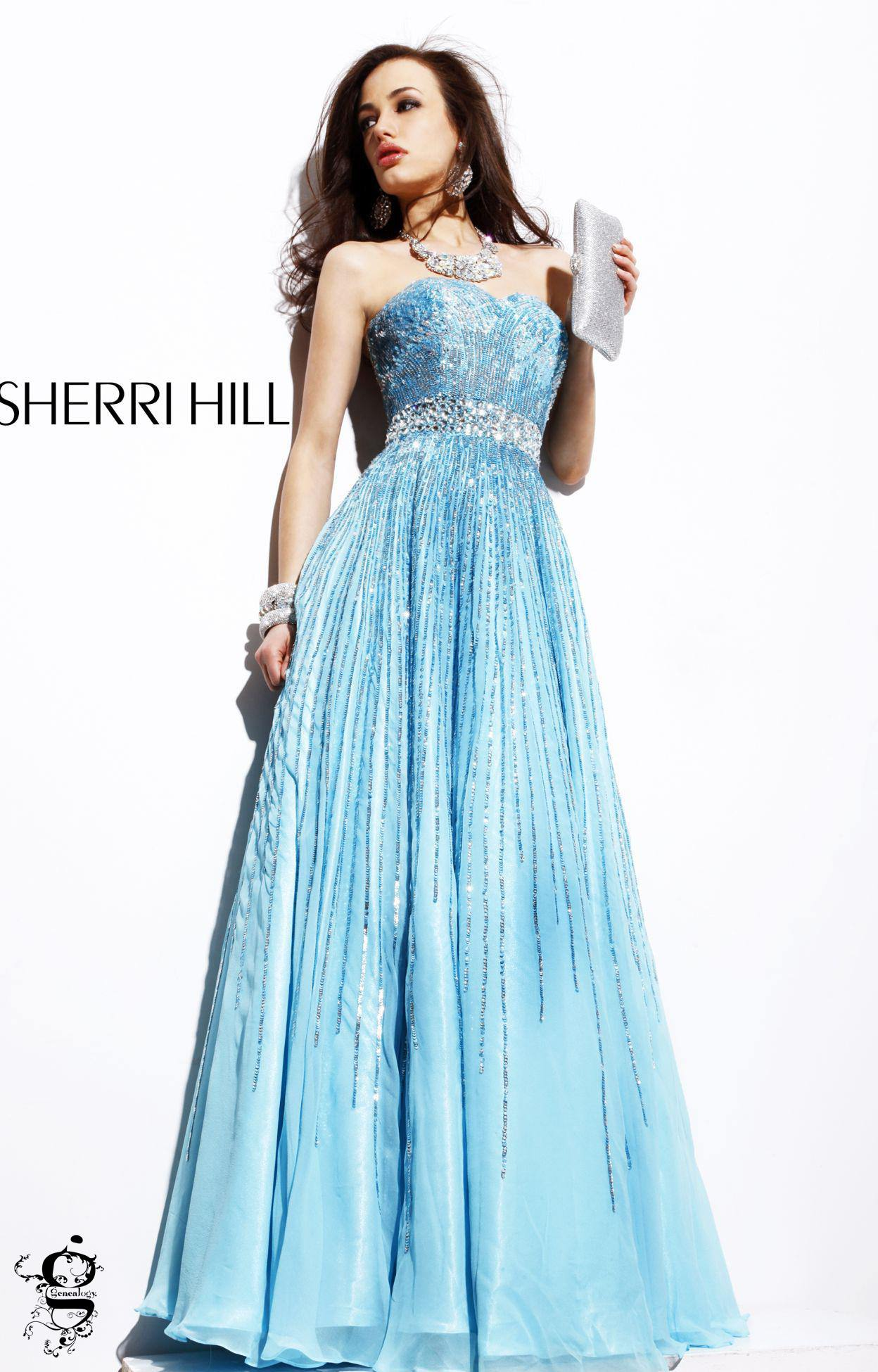 Contemporary Sadie Robertson Live Original By Sherri Hill Prom Dress ...