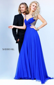 Sherri Hill 11013 Plus Size picture 2