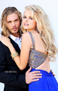 Sherri Hill 11013 With Straps picture 1