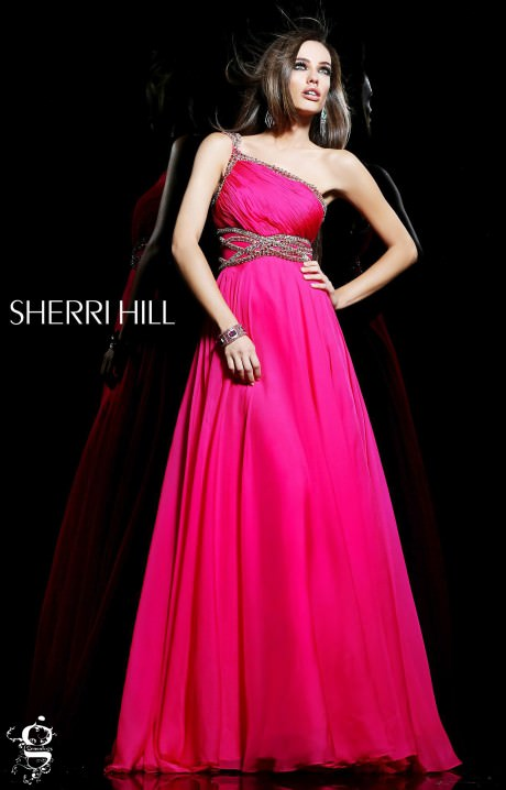 Sherri Hill 1537 Formal Evening Prom Dress