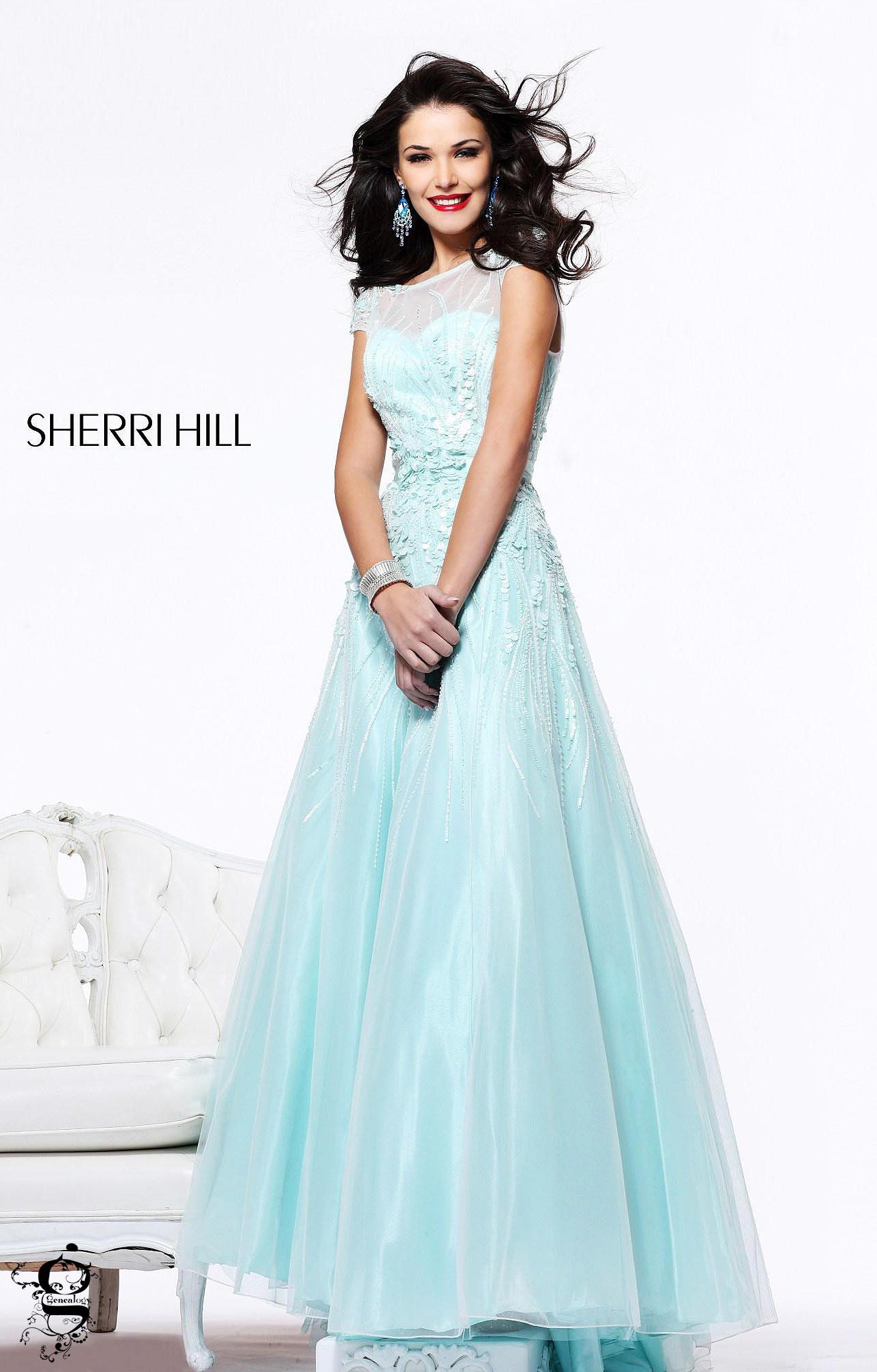 Sherri Hill 1547 - Formal Evening Prom Dress
