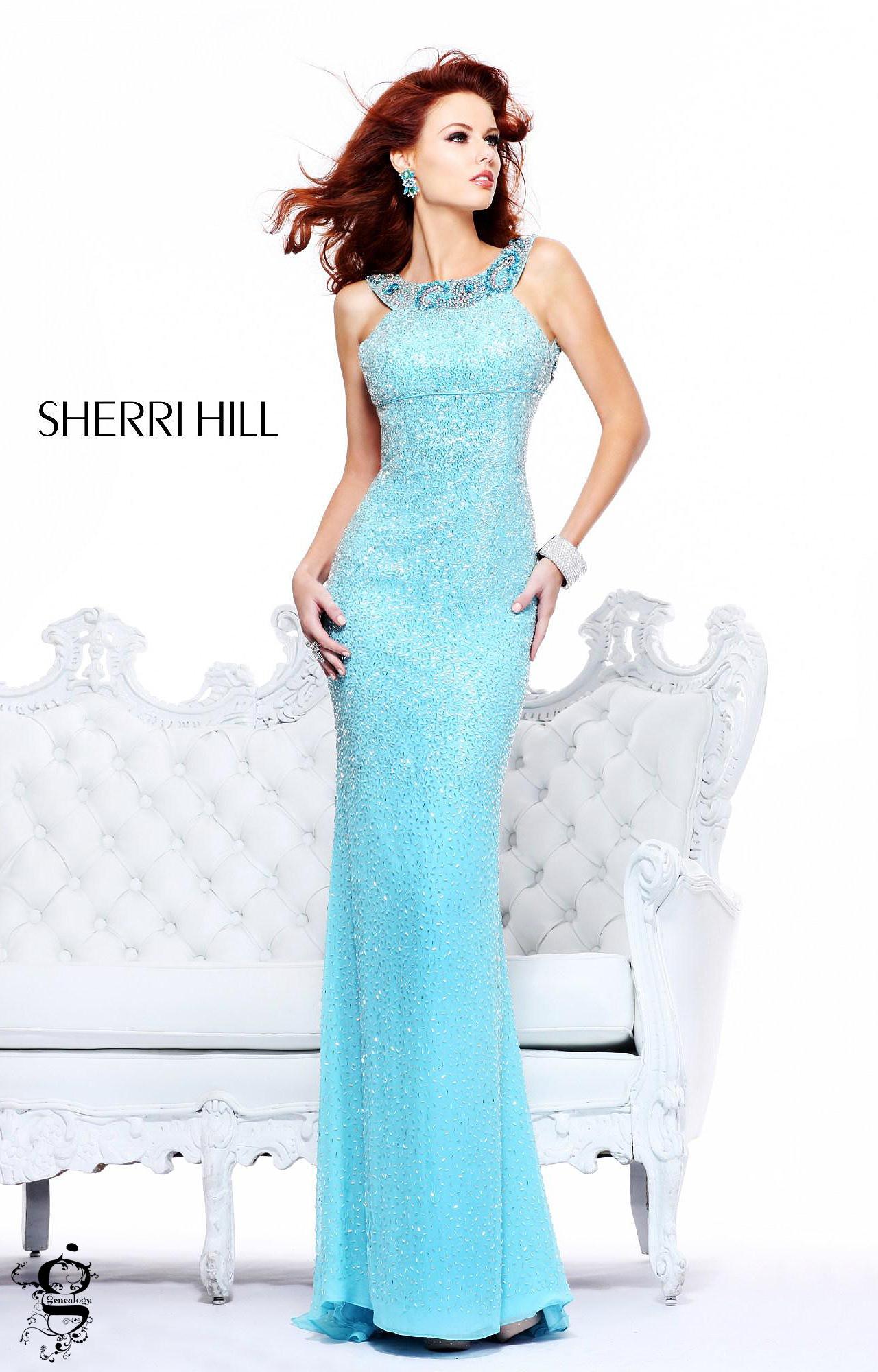 Luxury Prom Dresses Sherri Hill 2013 Sketch - All Wedding Dresses ...