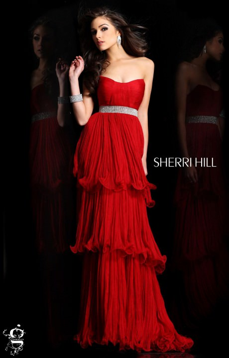 Sherri Hill 1903 Formal Evening Prom Dress