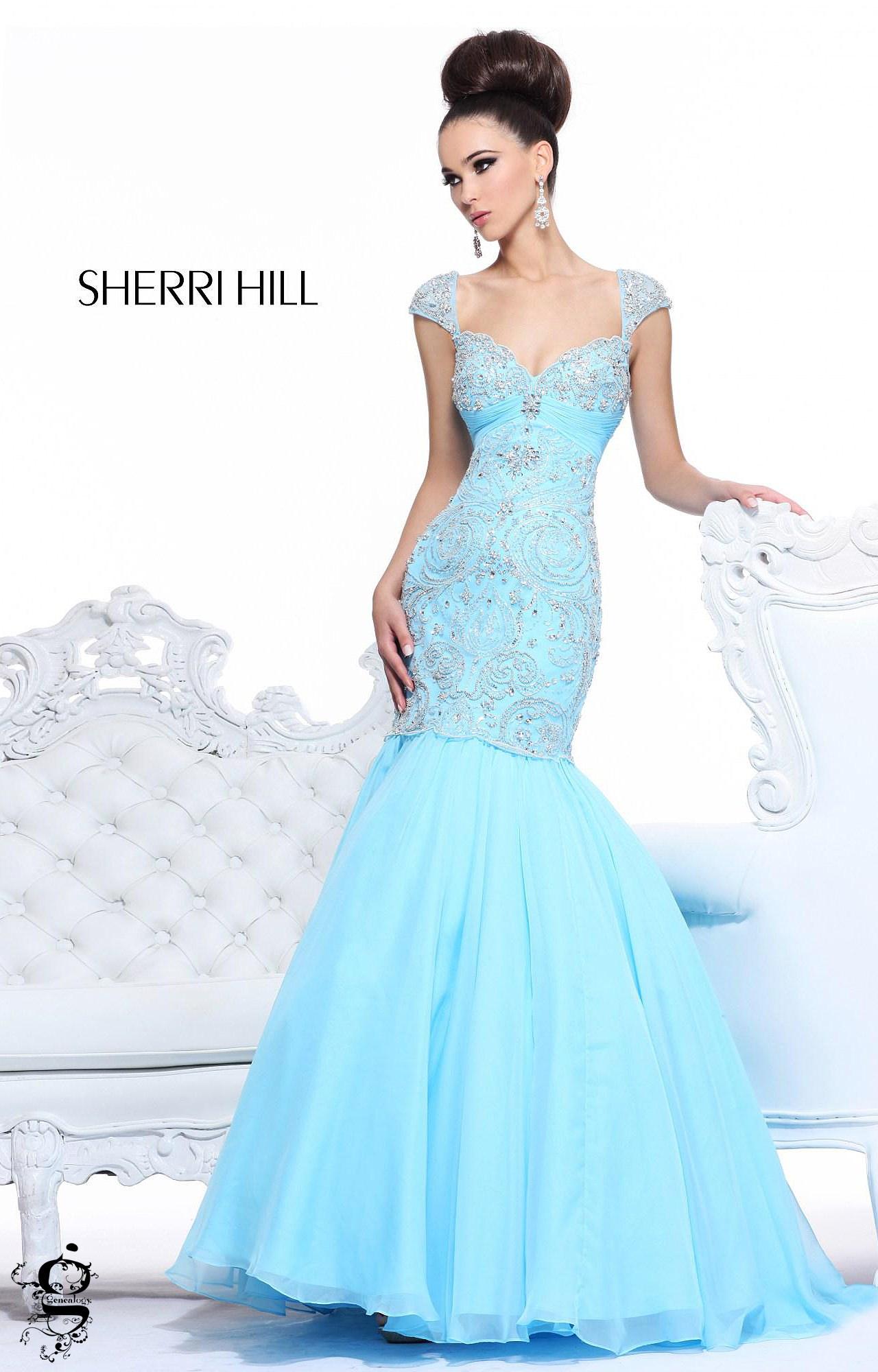 Sherri Hill 21036 - The Modern Cinderella Prom Dress