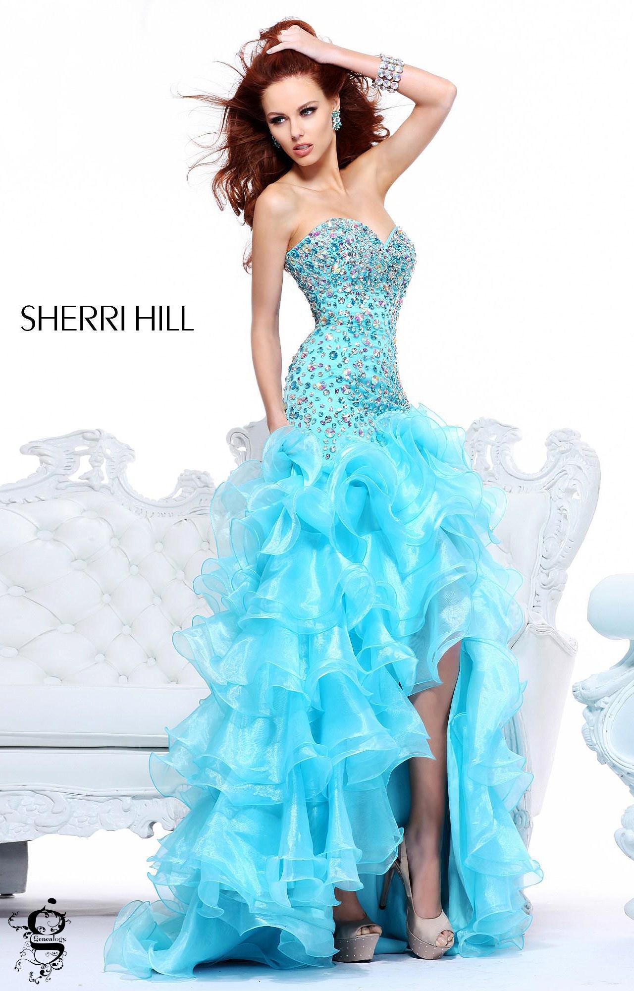 Sherri Hill 21127 - Formal Evening Prom Dress