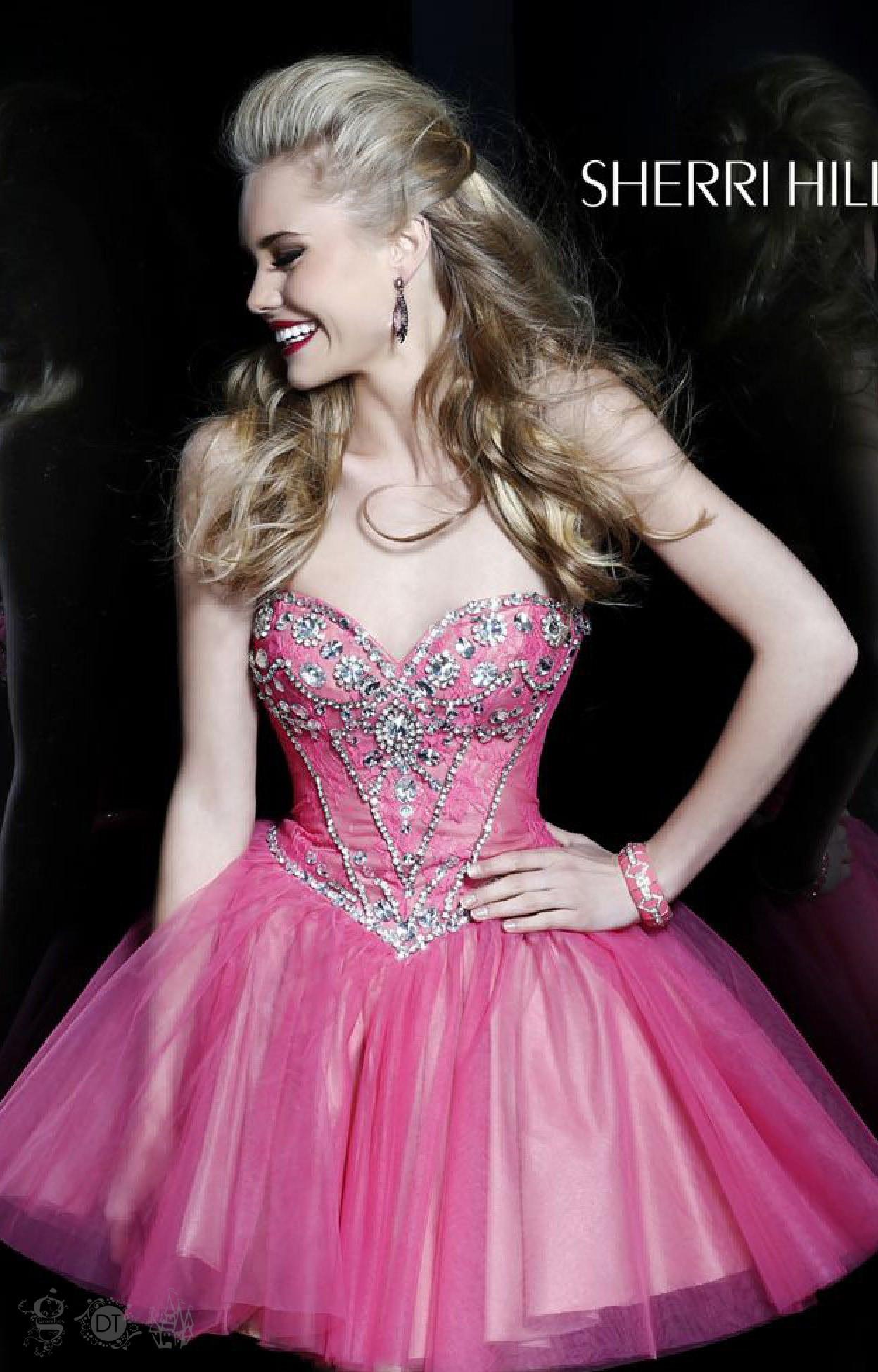 Sherri Hill 21156 - The Prima Ballerina Prom Dress