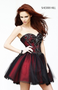 Sherri Hill 21156 picture 11