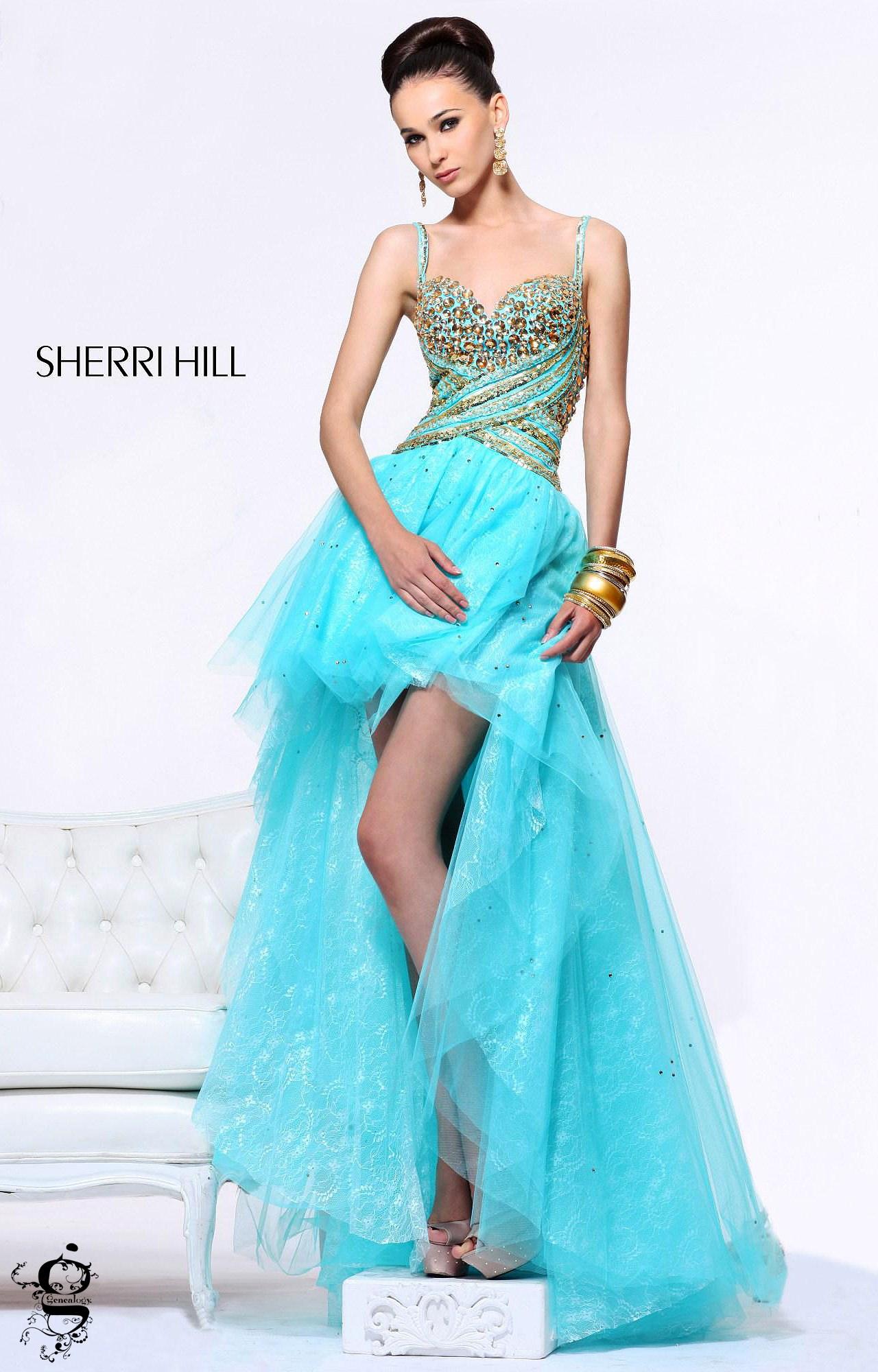Sherri Hill 21168 - Formal Evening Prom Dress