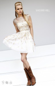 Sherri Hill 21212 Short picture 3