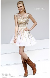 Sherri Hill 21212  picture 2