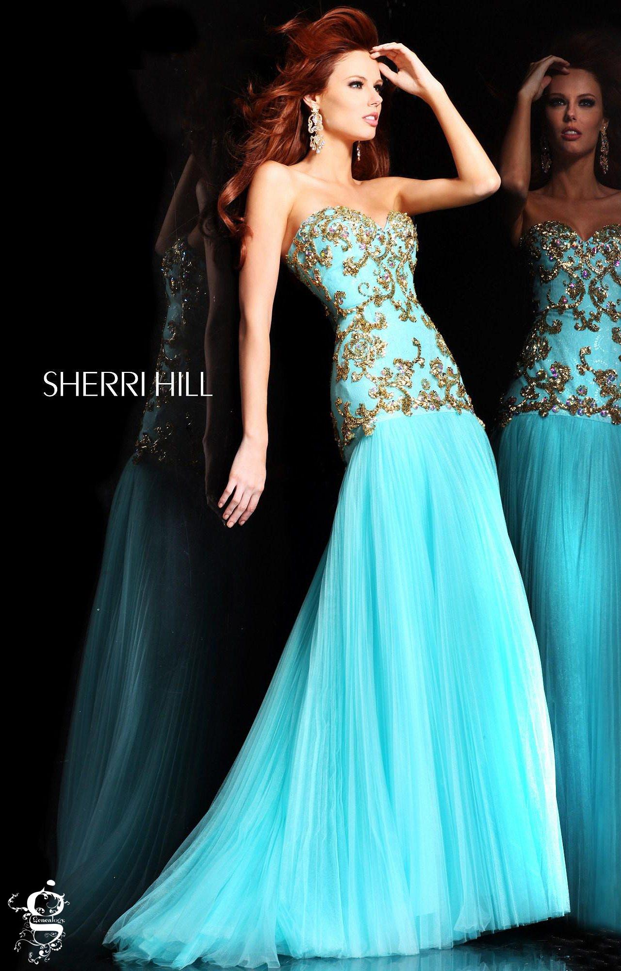 Sherri Hill 2973 - Designer Formal Prom Dress