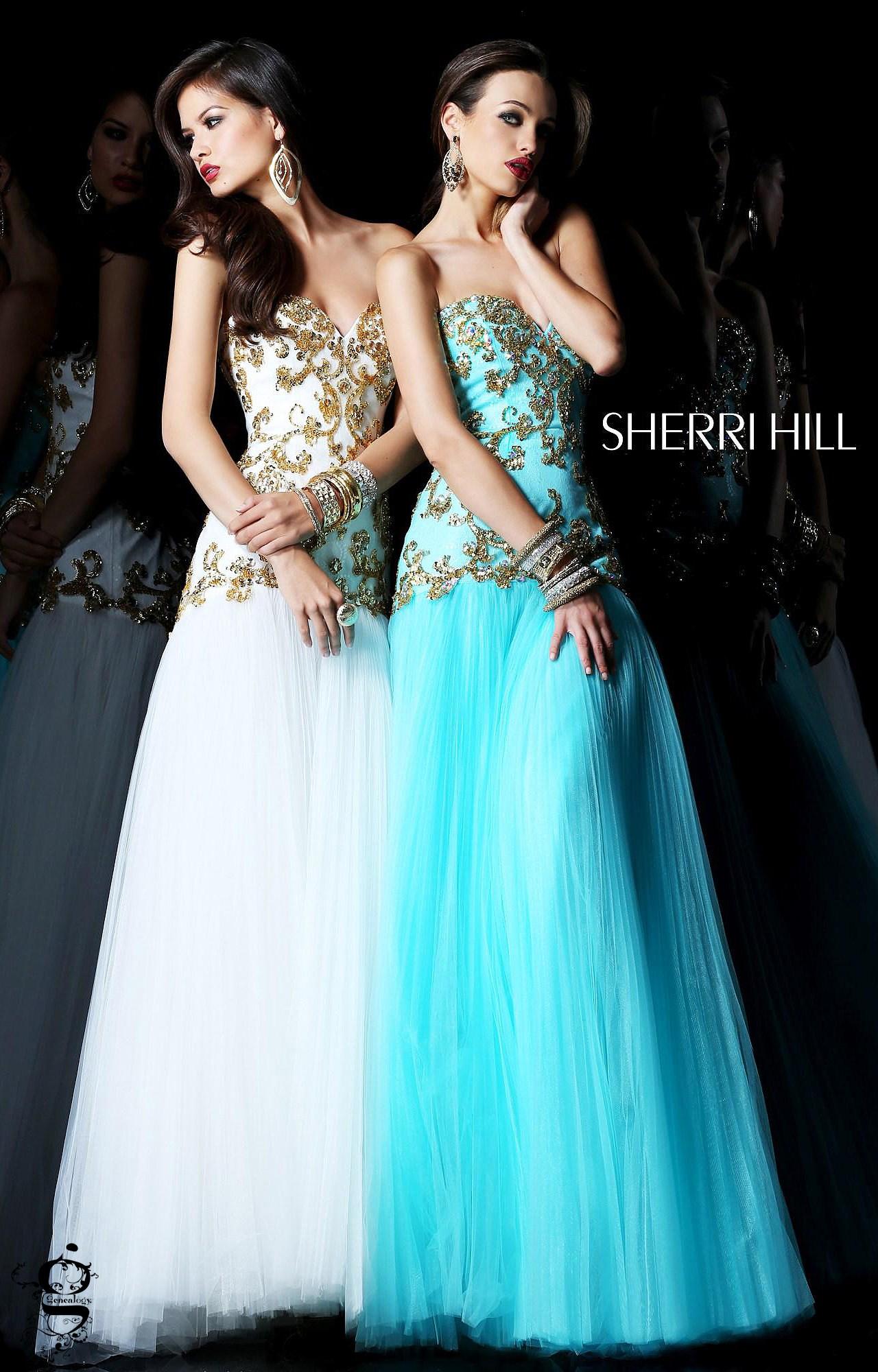Sherri Hill 2973 - Formal Evening Prom Dress