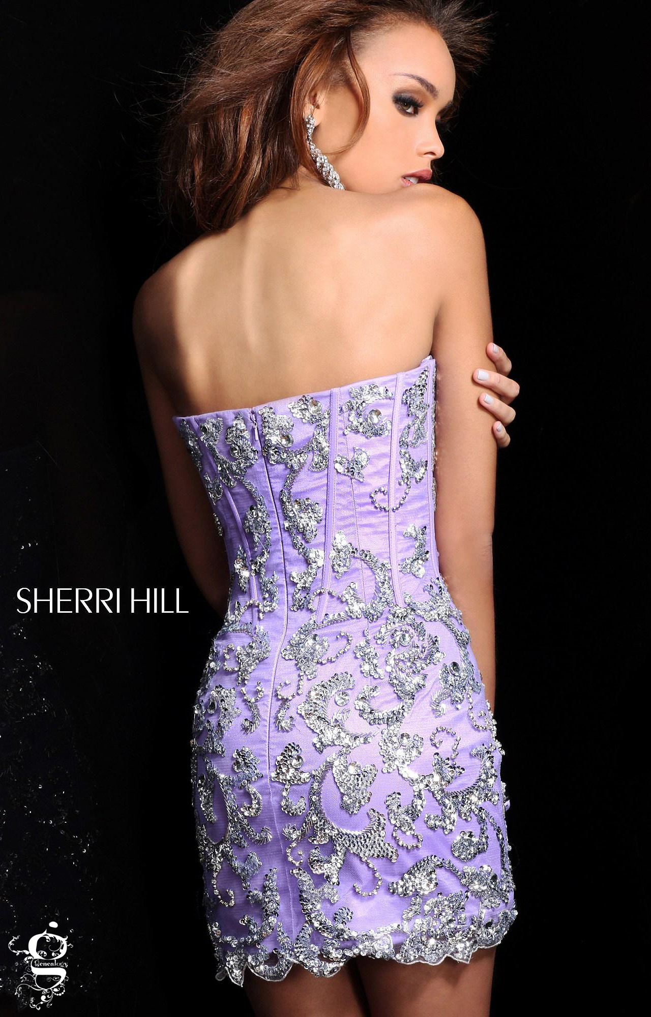 Sherri Hill 2974 The Delight Gown Prom Dress