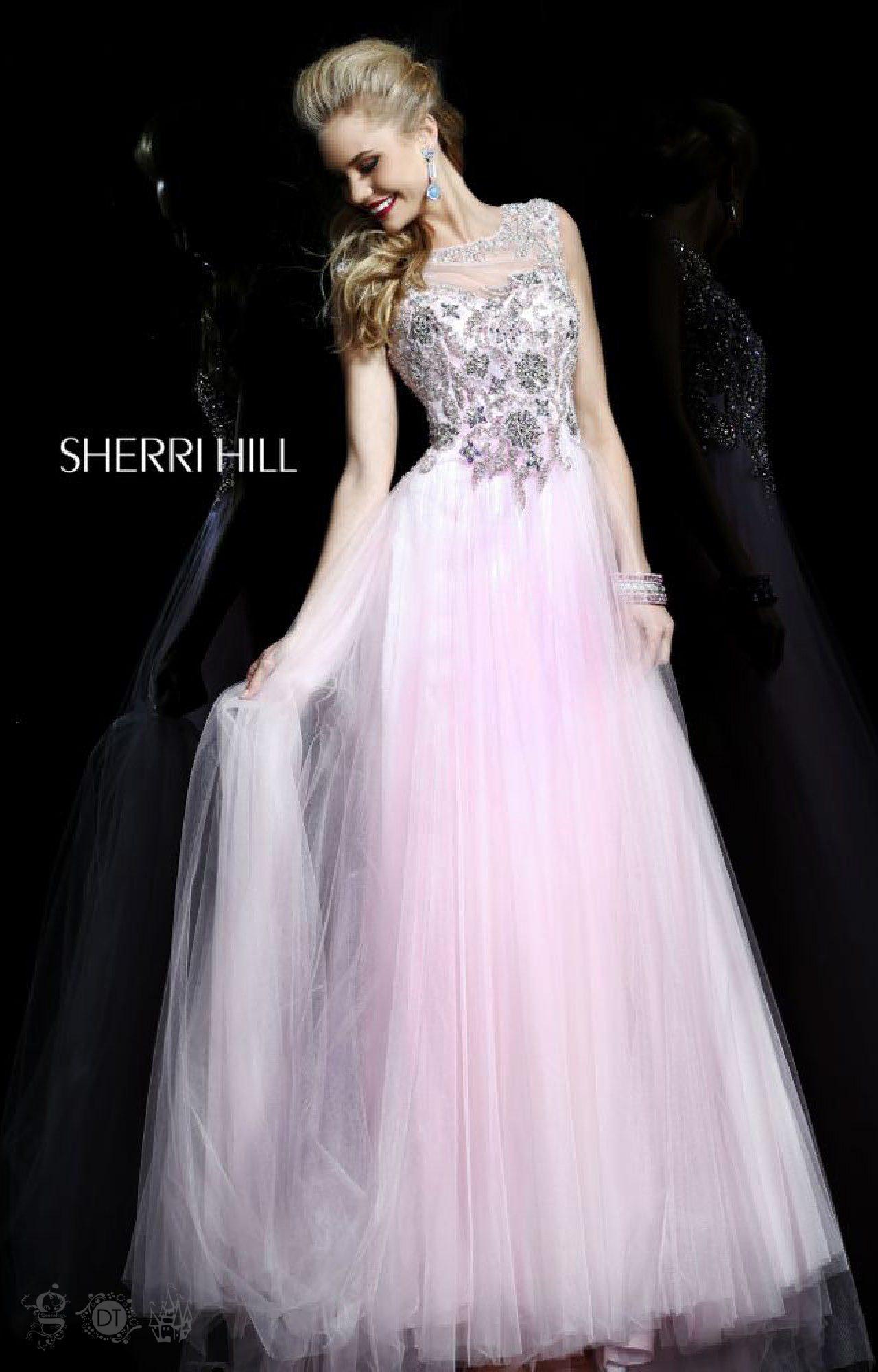 Sherri Hill 3885 Formal Evening Prom Dress