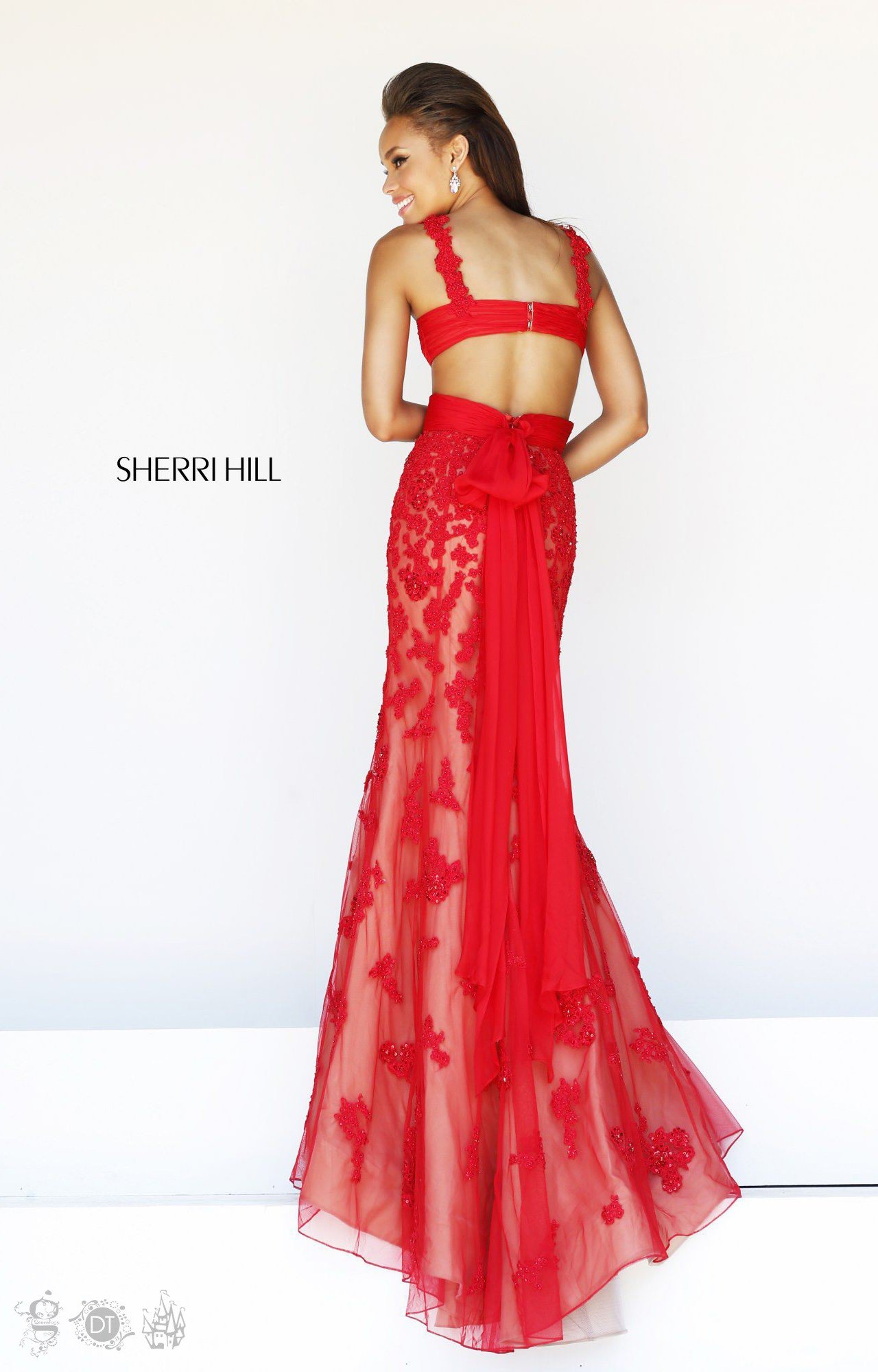Sherri Hill 11081 With Straps picture 1