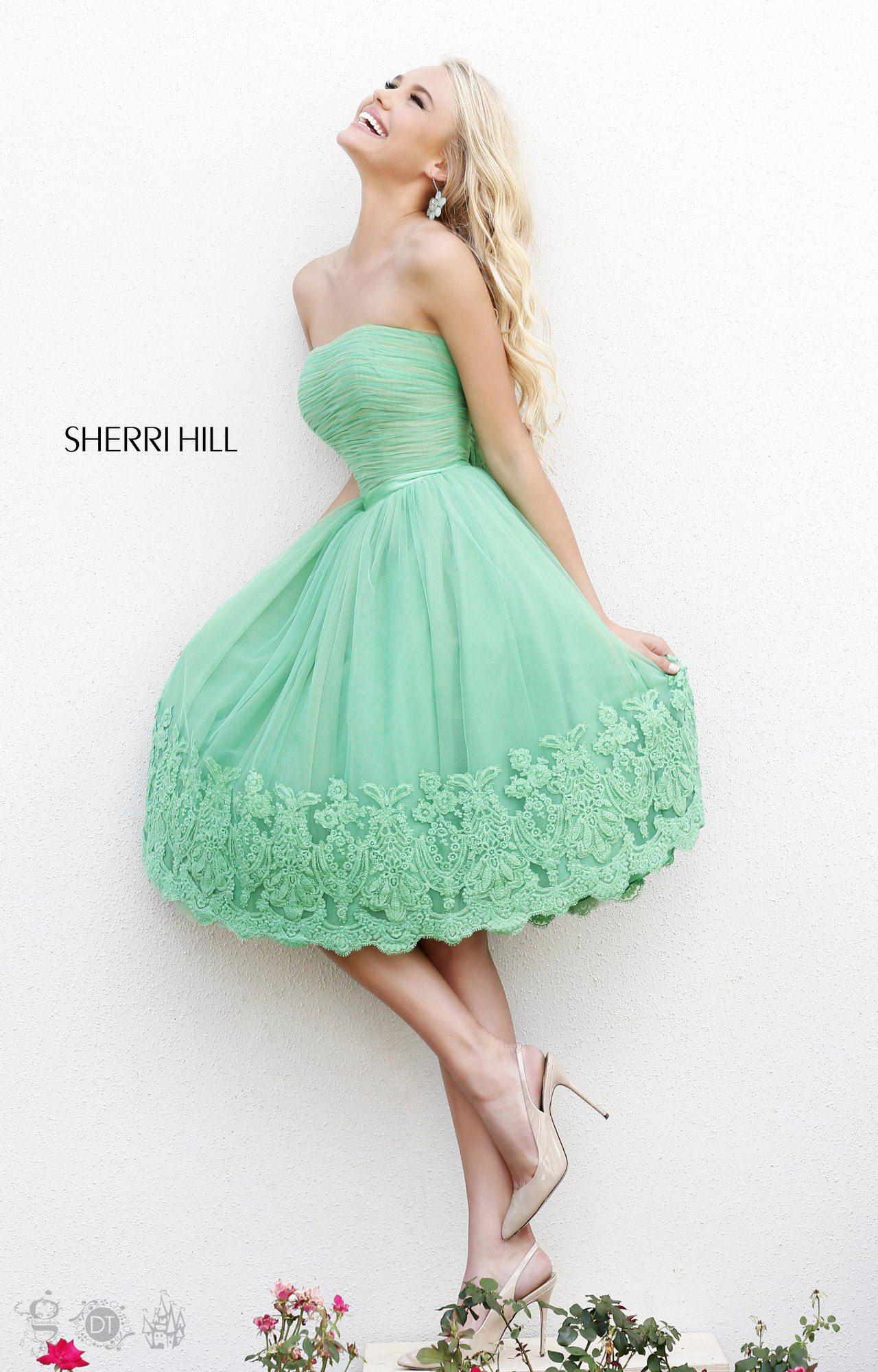 Sherri Hill 11092 Formal Evening Prom Dress