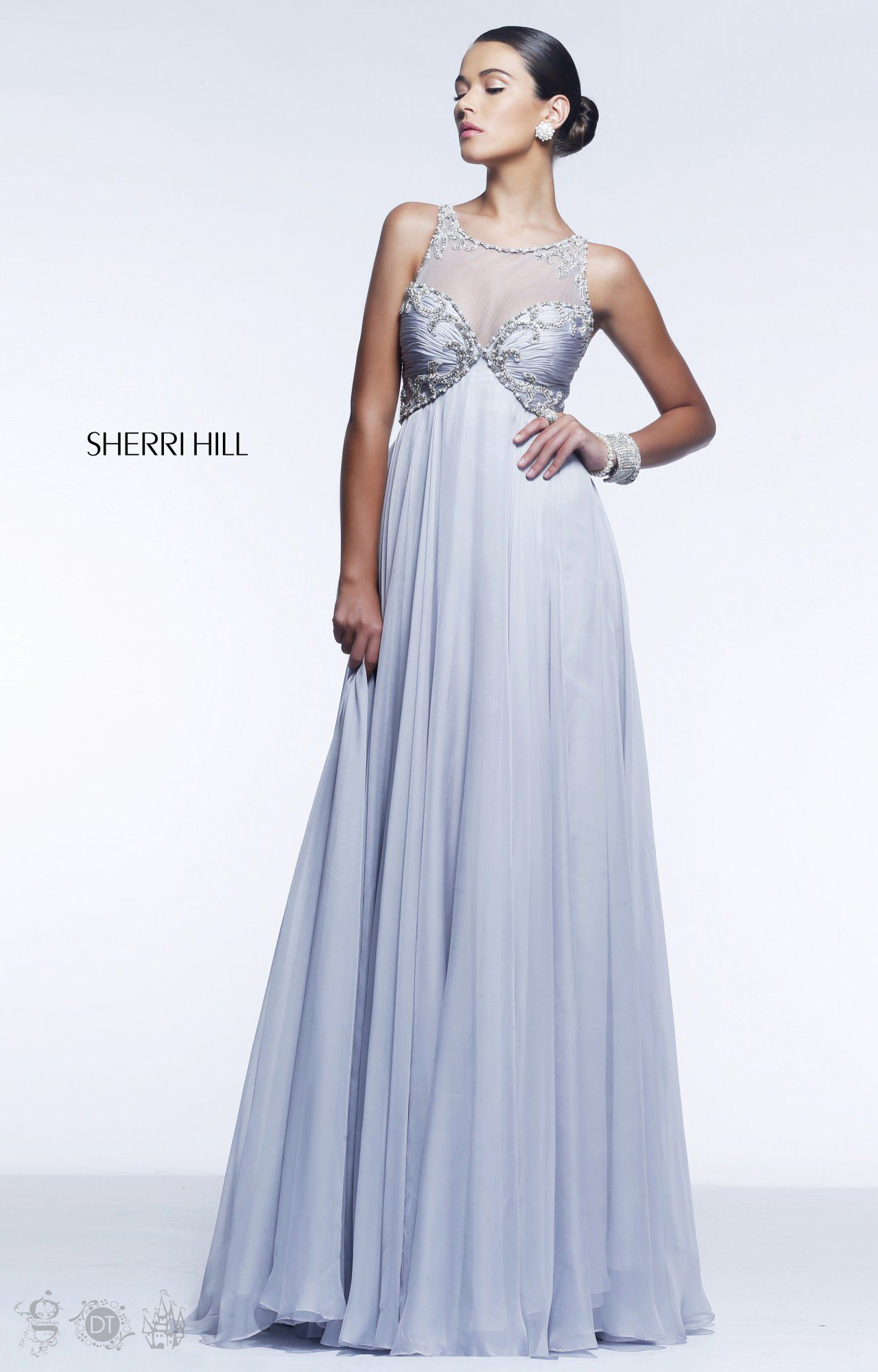 sherri hill 11111 formal evening prom dress