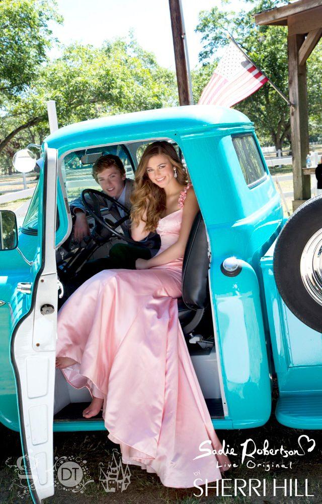 Sherri Hill 21296 - Satin Sadie Prom Dress