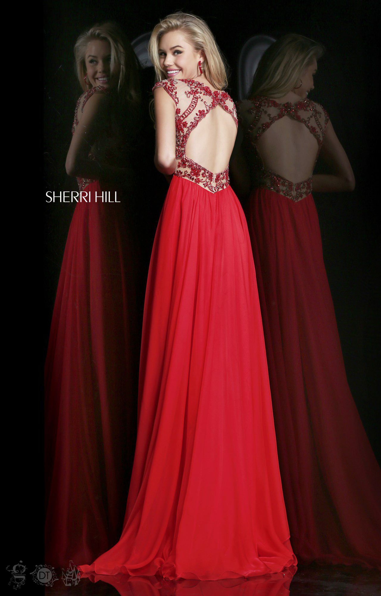 how to create more space in a small bedroom sherri hill 21321 the oooh la la dress prom dress 21321