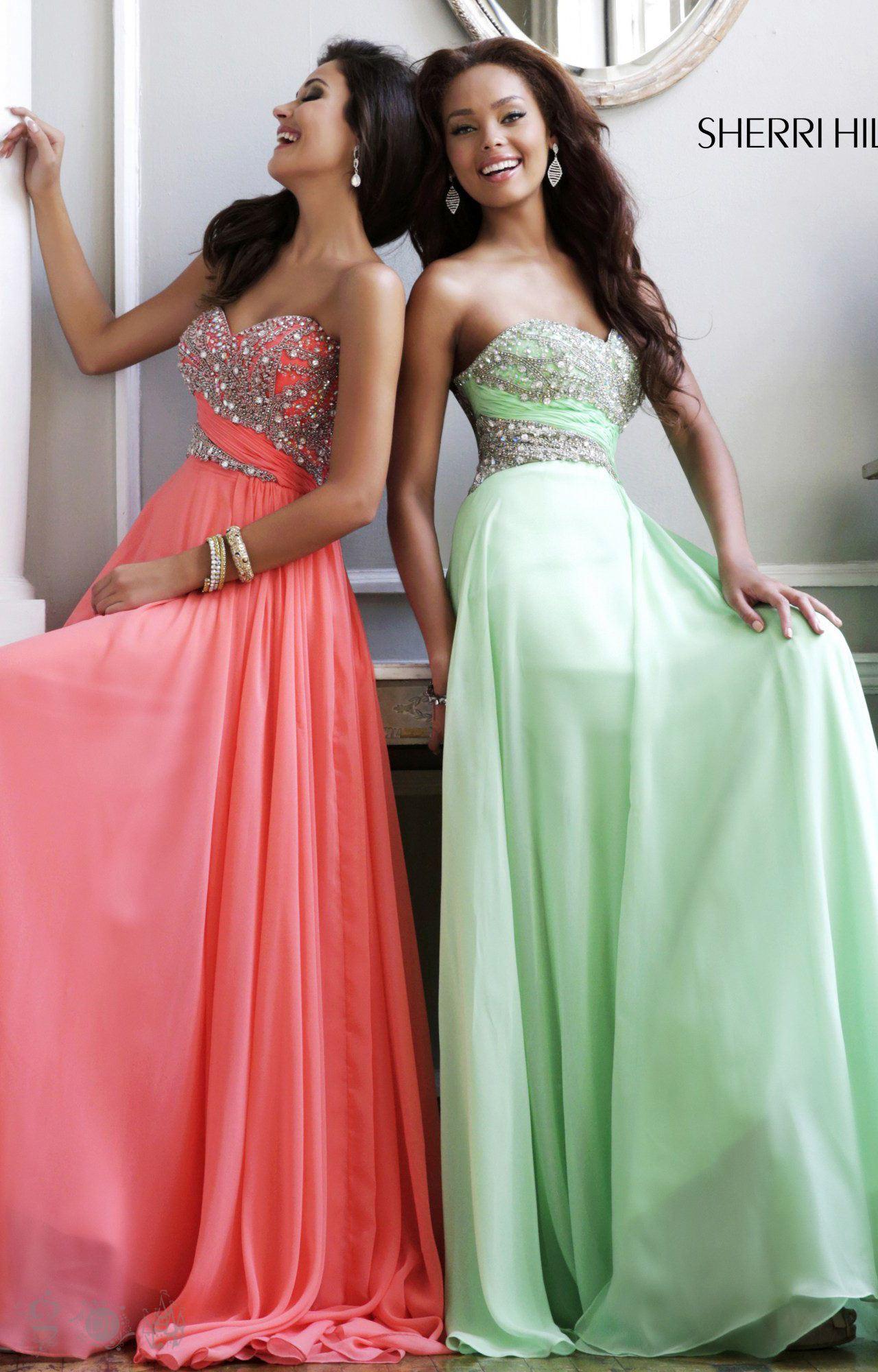 Sherri Hill 3914 Formal Evening Prom Dress