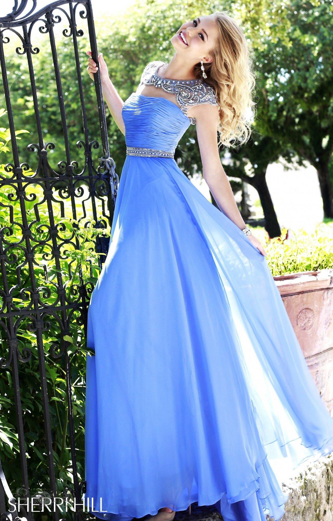 Sherri Hill Prom Dresses 2015