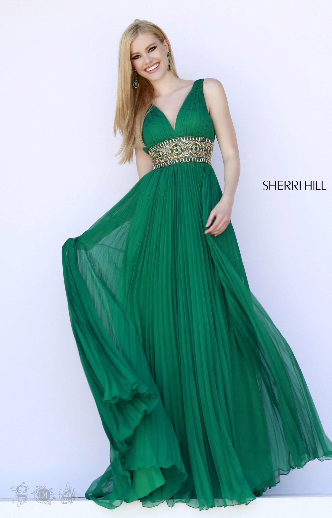 Sherri Hill 11189 - Accordion to Me Dress Prom Dress