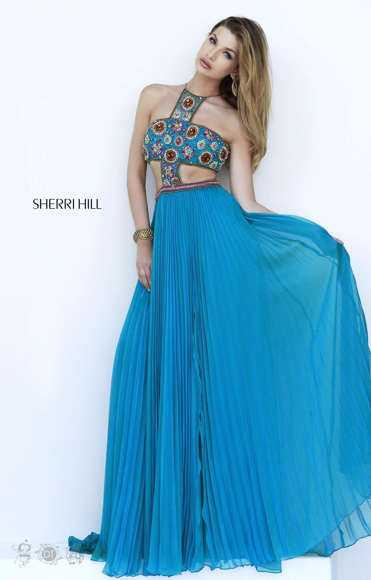Sherri Hill 11206 Formal Evening Prom Dress