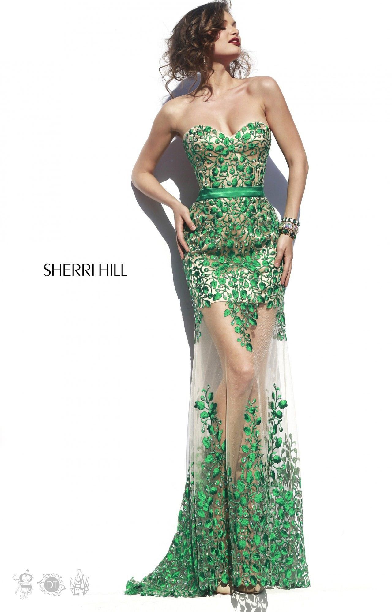 Sherri Hill 1935 - Savannah Dress Prom Dress