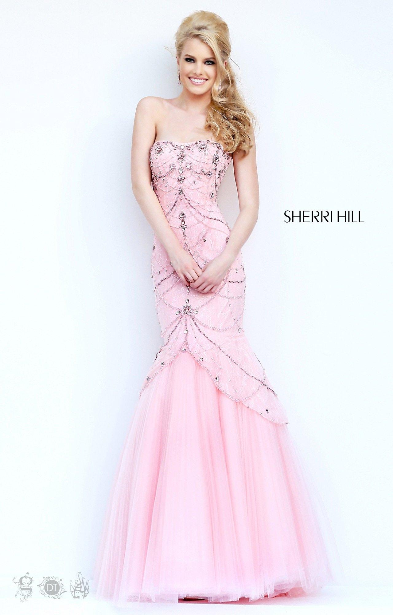 Sherri Hill 32237 - Chandelier Bright Dress Prom Dress