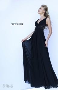 Sherri Hill 5206 - Black Beauty Dress Prom Dress