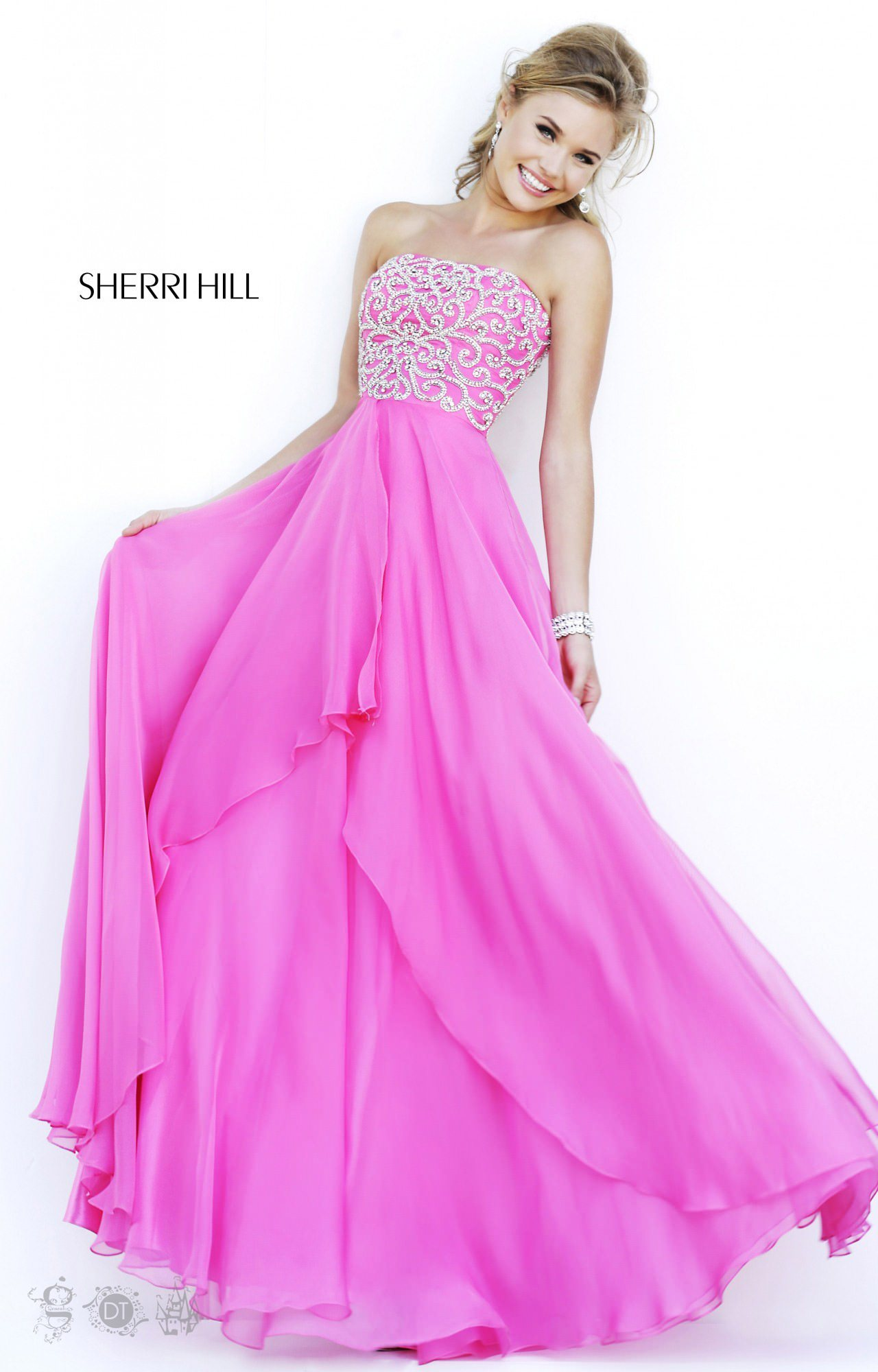 Sherri Hill 8554 - Leslie\'s Gown Prom Dress