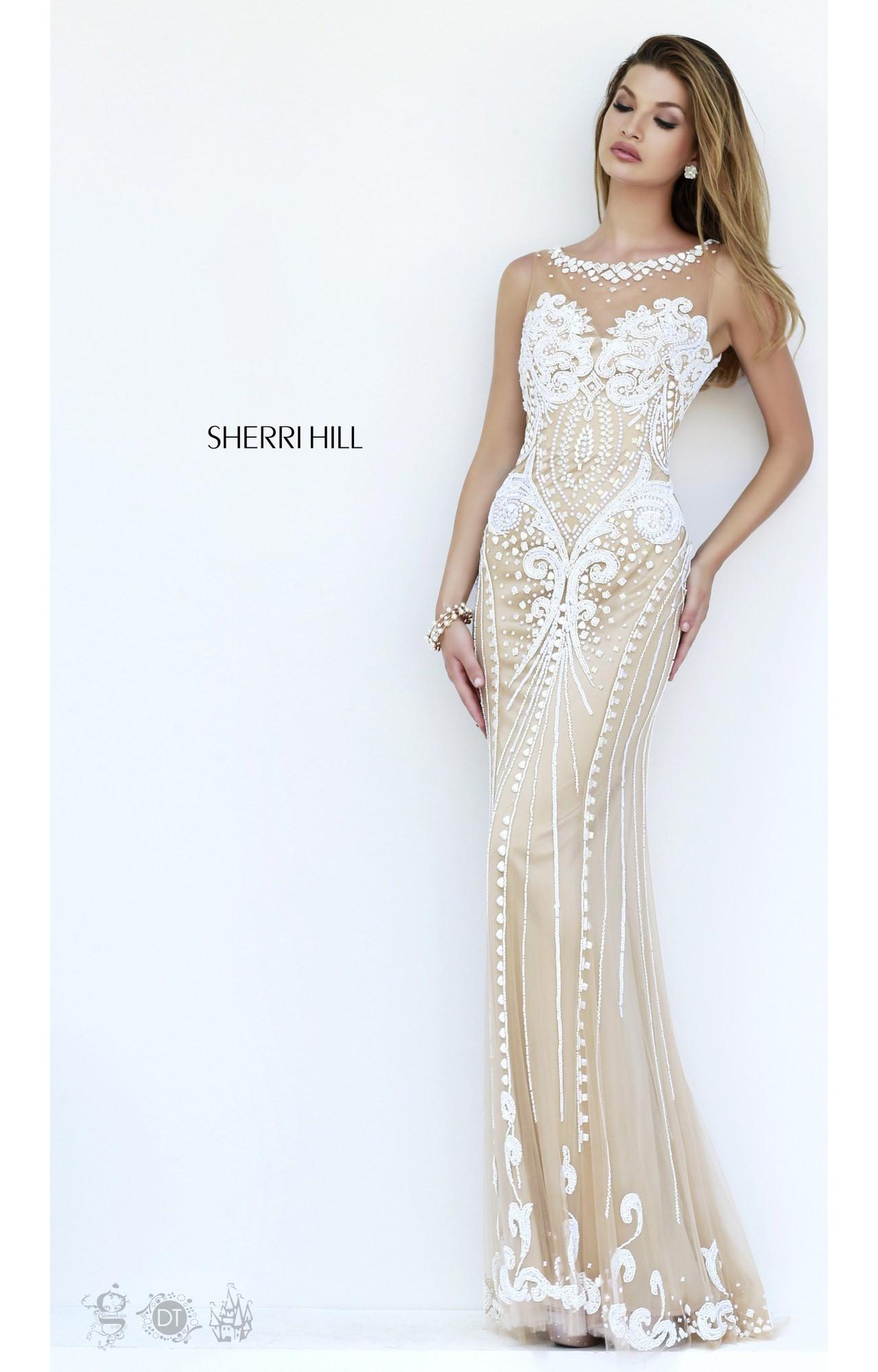 Sherri Hill 9737 Formal Evening Prom Dress
