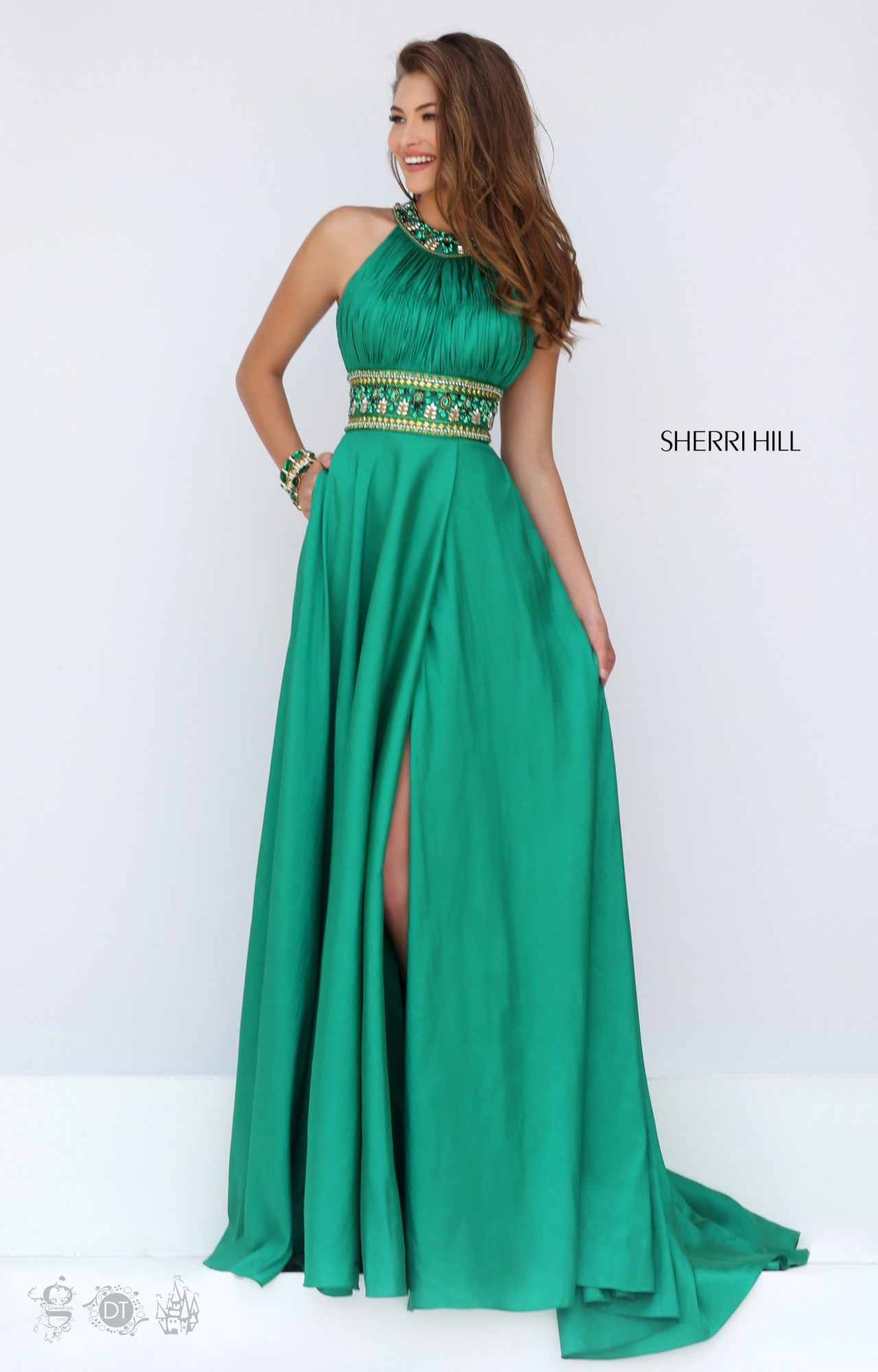 Sherri Hill 11318 - Electric Lovers Gown Prom Dress