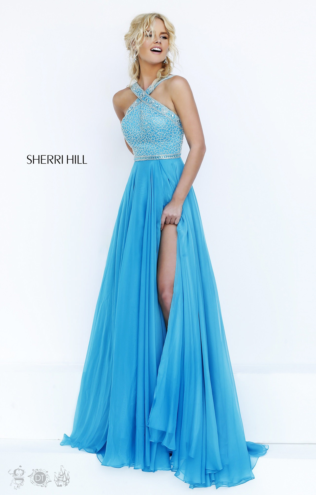 Sherri Hill 11319 - The Carrie Diaries Gown Prom Dress