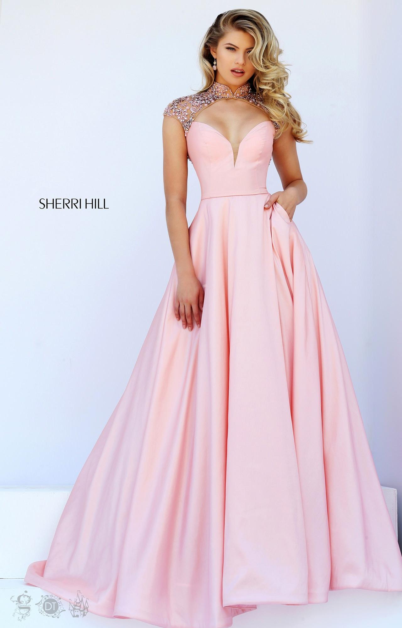 Excepcional Sherri Hill Prom Dresses For Cheap Inspiración ...