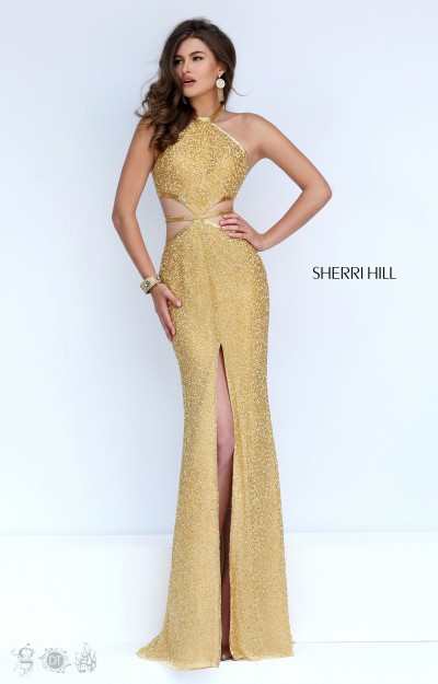 Gold Dresses  Prom Homecoming Formal Long or Short