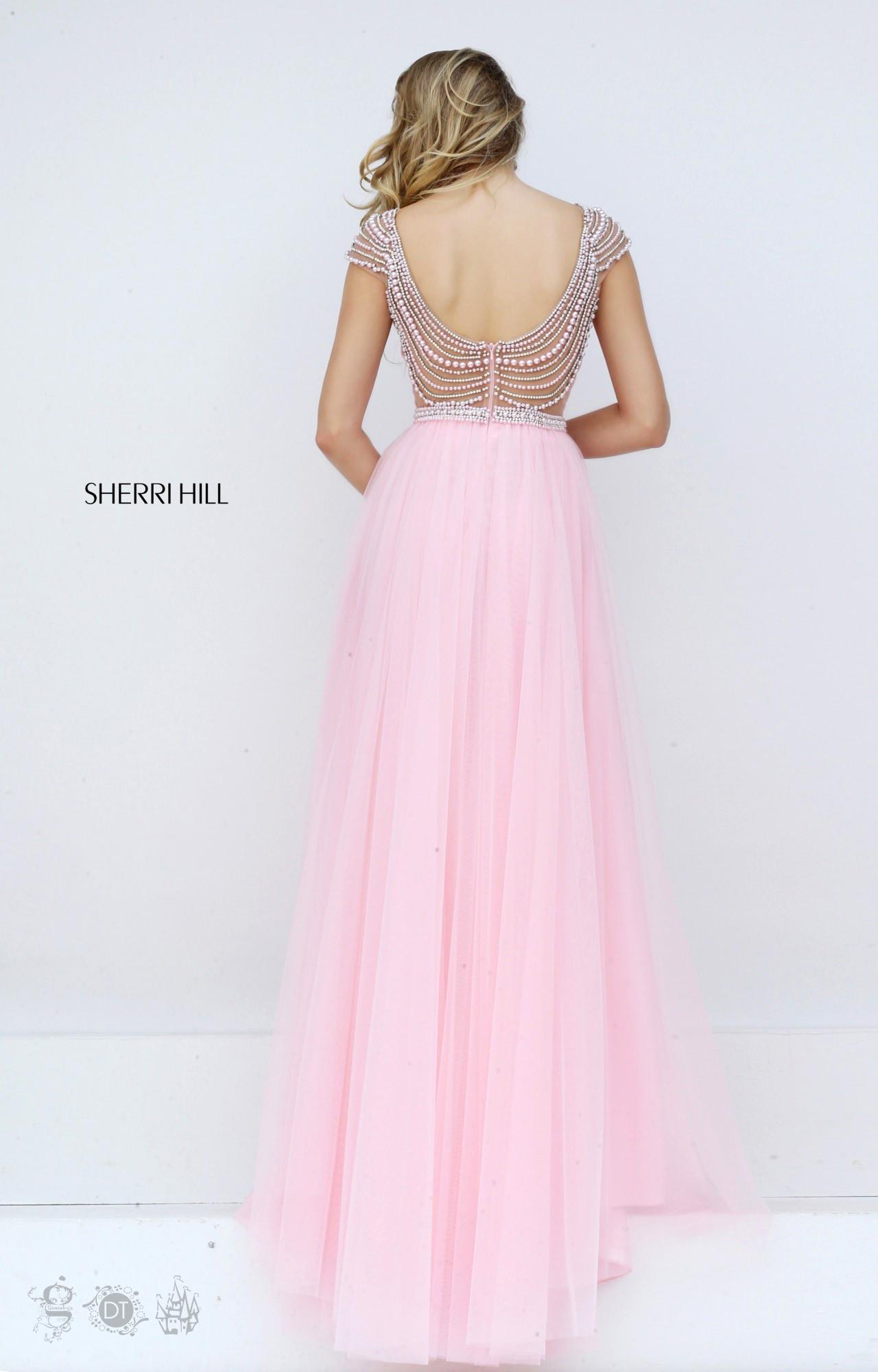 Sherri Hill 50187 - Pretty in Pearls Dress Prom Dress 192a83745