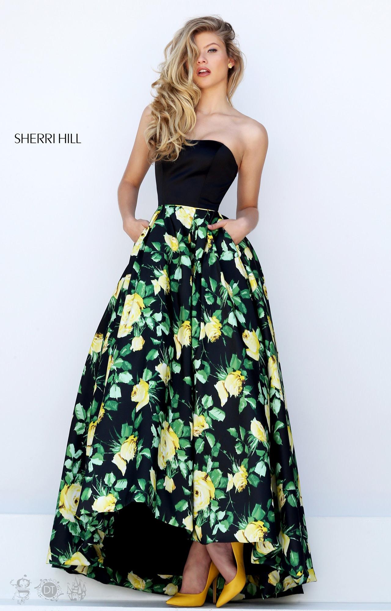 3c1de2d8fe4f4 Strapless Taffeta Dress With Full Skirt - raveitsafe
